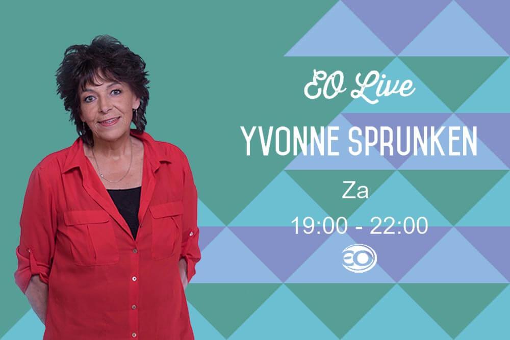 EO Live – zaterdag 19 oktober 2019